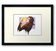 Regina Mills (Once Upon a Time) Framed Print
