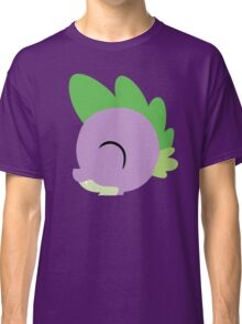 Spike silhouette (No boarder) Classic T-Shirt