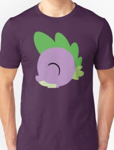 Spike silhouette (No boarder) Unisex T-Shirt