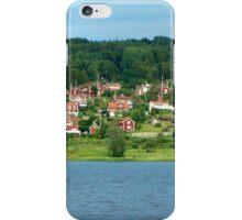 Dalarna Sweden iPhone Case/Skin