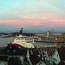 """""""Ocean View - Stavanger, Norway"""" by Michelle Lee Willsmore"""