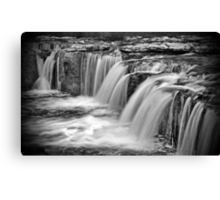 Aysgarth Falls, North Yorkshire Canvas Print