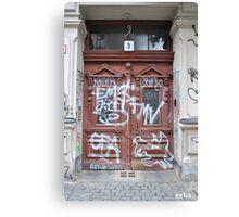 Do you love doors, like I love doors? Part 2 Canvas Print