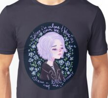 Riley Blue by Ane Teruel Unisex T-Shirt