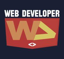 web developer by dmcloth
