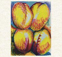 Crazy Plums - so vivid harvest by Nick Hazel