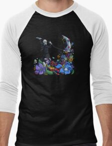 You Can't Sprout Manny Calavera Men's Baseball ¾ T-Shirt
