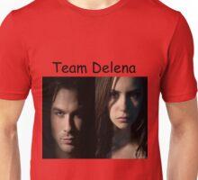 Team Delena - The Vampire Diaries - (Designs4You) Unisex T-Shirt