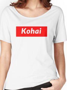 Kohai Women's Relaxed Fit T-Shirt