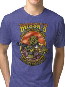 Bossk's  Tri-blend T-Shirt