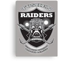 Raiders! Canvas Print
