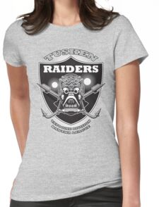 Raiders! Womens Fitted T-Shirt