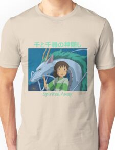 Spirited Away -  Haku and Chihiro - (Designs4You) - Anime Unisex T-Shirt