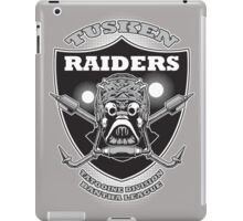 Raiders! iPad Case/Skin