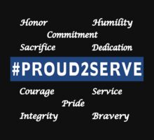 #PROUD2SERVE by Blue-Sentinel