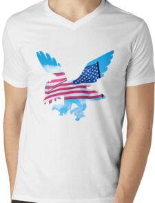 Braviary used brave bird Mens V-Neck T-Shirt