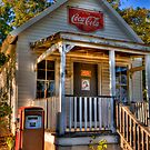 Old Country Store by J. Day