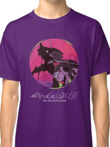 EVA 01 - Evangelion T-shirt / Poster / Phone case / Mug Classic T-Shirt