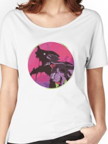EVA 01 - Evangelion T-shirt / Poster / Phone case / Mug Women's Relaxed Fit T-Shirt