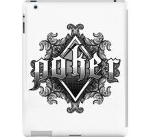 diamond poker iPad Case/Skin