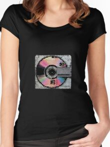 obsolescence Women's Fitted Scoop T-Shirt