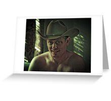 Terry J Cyr Greeting Card