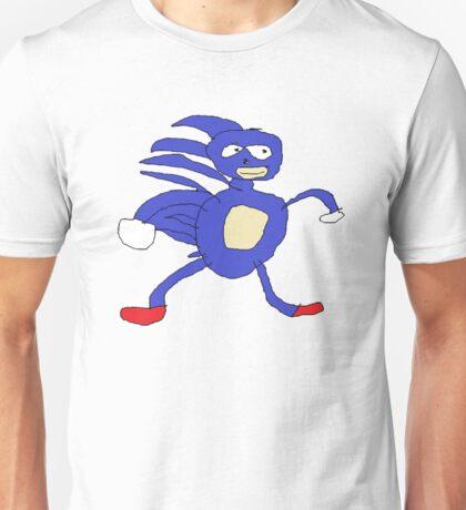 Sanic (got 2 go fast) Unisex T-Shirt