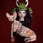 sphynx girl by alicia1982