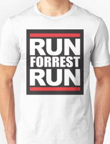 Run forrest Unisex T-Shirt