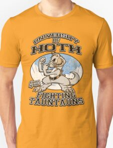 Fighting Tauntauns Unisex T-Shirt