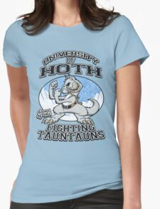 Fighting Tauntauns Womens Fitted T-Shirt