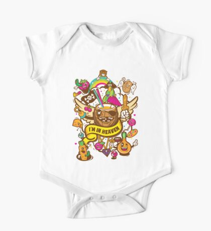 COCO IN HEAVEN One Piece - Short Sleeve