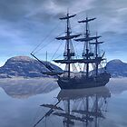 At destination by Fractal artist Sipo Liimatainen