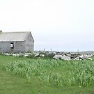 Bothy at Baile Sear, North Uist, Outer Hebrides by epgaskell