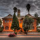 TAFE College by Rod Wilkinson