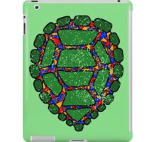 Stained Glass Turtle iPad Case/Skin