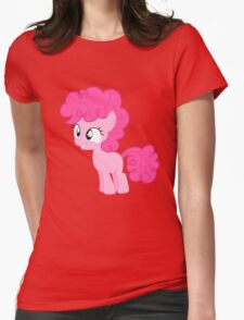 Filly Pinkie Pie Womens Fitted T-Shirt