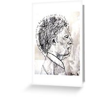 Ben Howard: On the Ninth Cloud Greeting Card