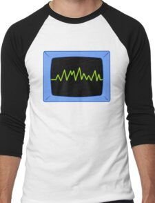 Computer, Karen the computer wife Men's Baseball ¾ T-Shirt