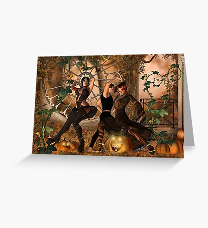 Do the Monster Mash Greeting Card