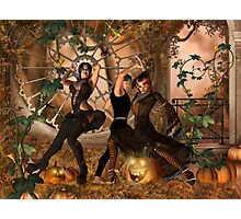 Do the Monster Mash Photographic Print