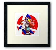 Falco Lombardi Framed Print
