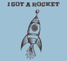 I Got A Rocket Kids Clothes