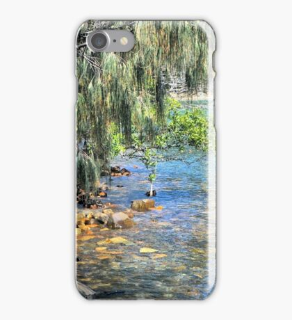 Somewhere to Relax. iPhone Case/Skin