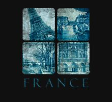 Old France Womens Fitted T-Shirt