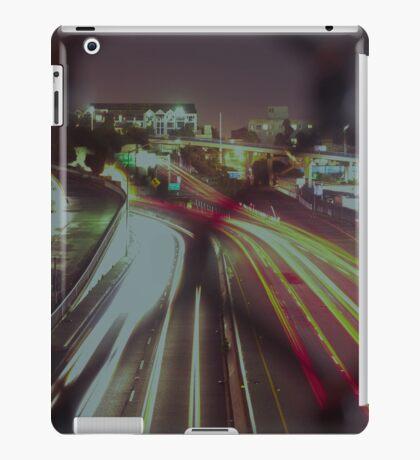 L.A. Freeway  iPad Case/Skin