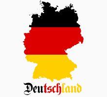 Germany Flag Map T-Shirt