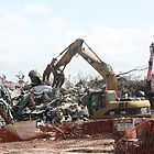 Tully Heads Clean up time after cyclone yasi - North Queensland, Australia by myhobby