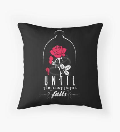 Enchanted Rose. Throw Pillow
