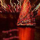 Holiday reflections - card 1 by Celeste Mookherjee